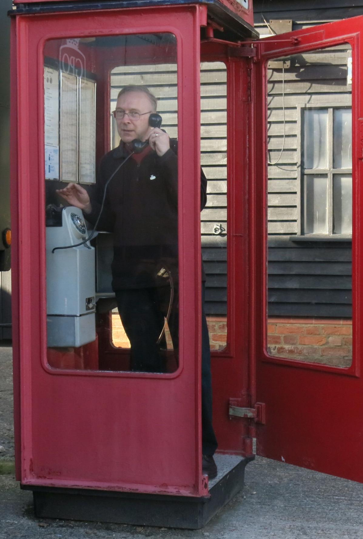 K8 phone box