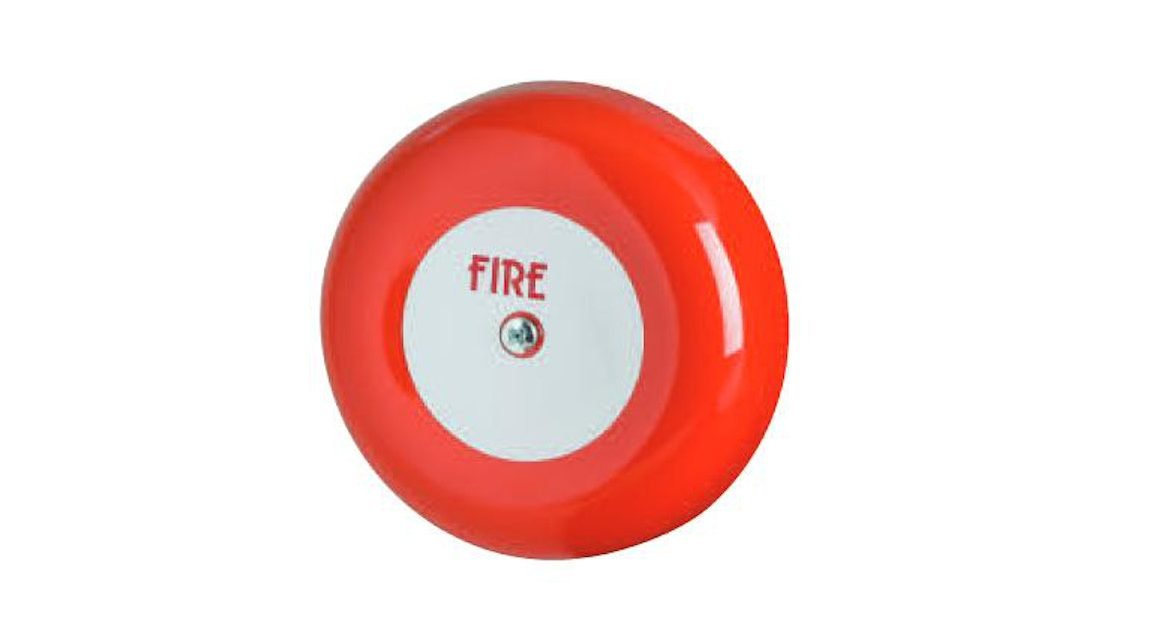 That 'fire bell' feeling – when the fire alarm sounds